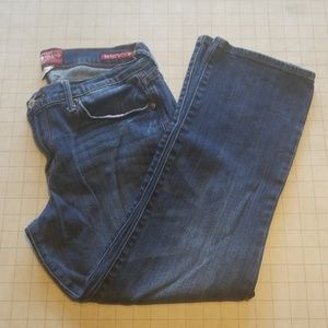 Lucky Brand Sweet'N Crop Jeans Size 10
